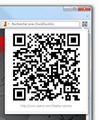Screenshot for QRCode Generator