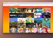 Эскиз снимка экрана с Jeux en ligne gratuits