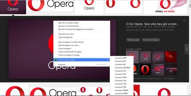 Screenshot for Online Image Convert
