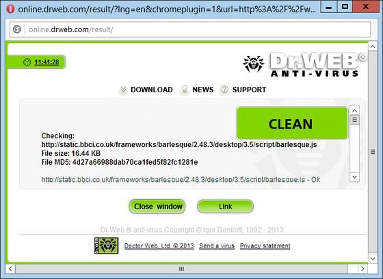 Virus Link Download