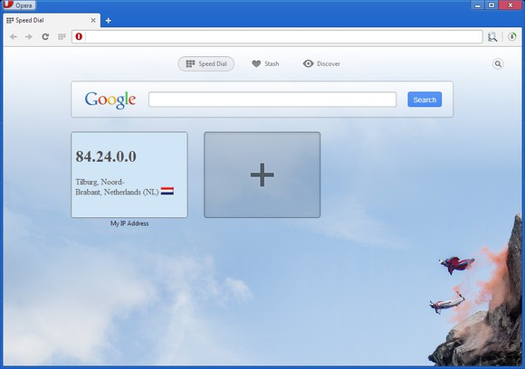 Screenshot di My IP Address