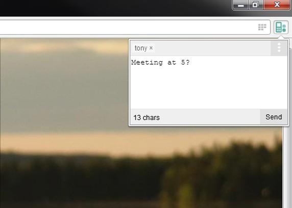 Zrzut ekranu pakietu WebSMS