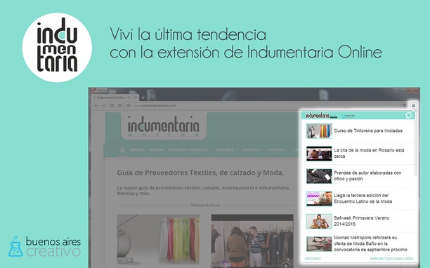 Screenshot for Indumentaria Online