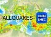 Miniatura de la captura de AllQuakes