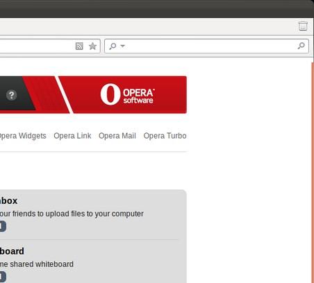 Ubuntu Style Scrollbar 的螢幕截圖