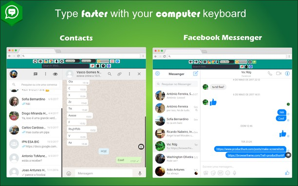 WhatsApp™ Messenger extension - Opera add-ons