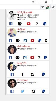 Bildschirmfoto für Team ROCK