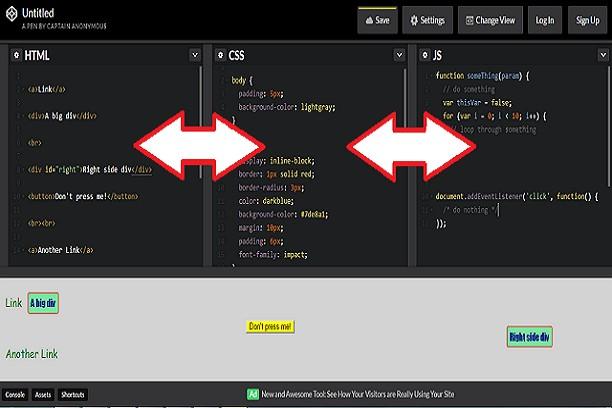 Screenshot for codeTabber