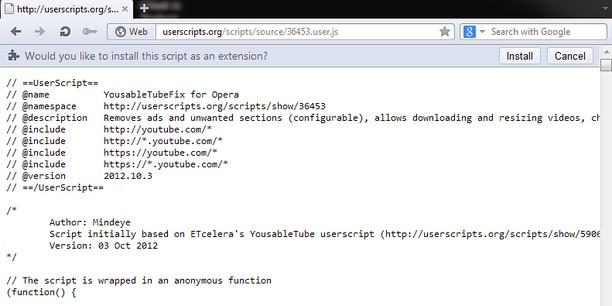 userscripts