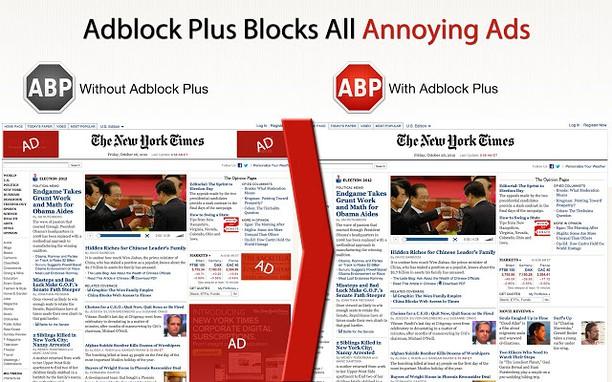Adblock Plus extension - Opera add-ons