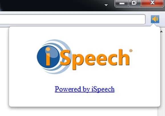Снимок экрана для Select and Speak