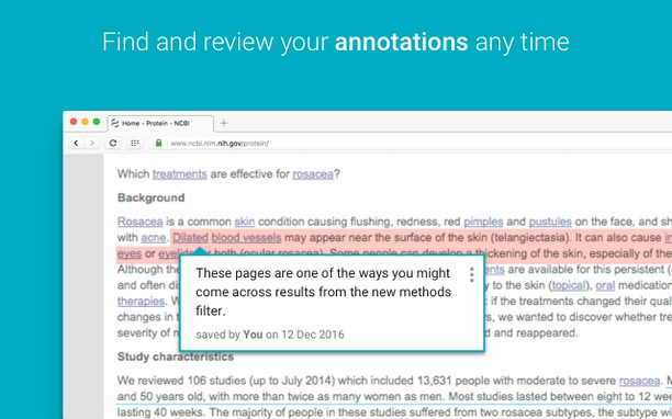 F1000 Annotator extension - Opera add-ons