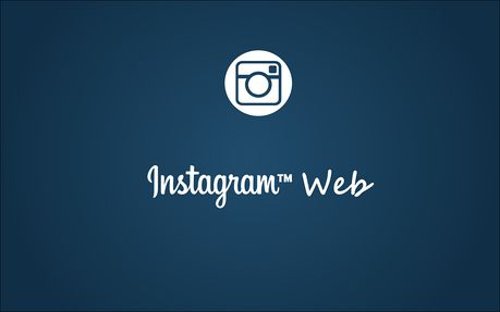 Instagram™ Web extension - Opera add-ons