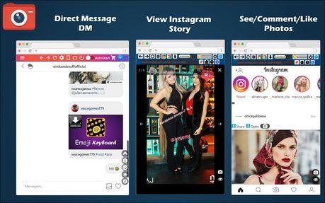 Instagram™ Web extension - Opera add-ons