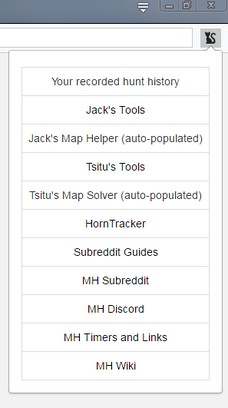Screenshot for Jack's MouseHunt Helper