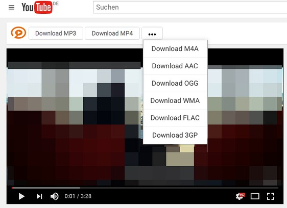 youtube download video converter mp3 mp4