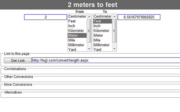 Feet inch cm Feet and