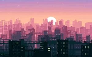 Ikona za Pixel City