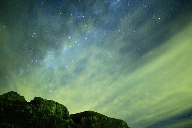 Снимок экрана для Many stars in the silence of the night