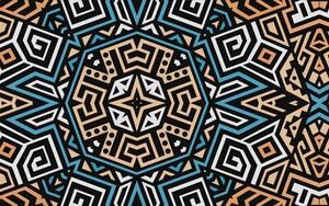 Symbol für Geometric Ornament