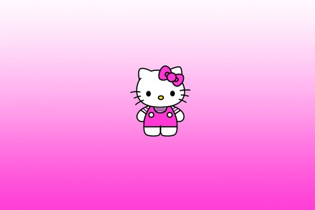 خلفية Hello Kitty Wallpaper إضافات Opera