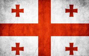 Ikona pakietu Georgian Flag