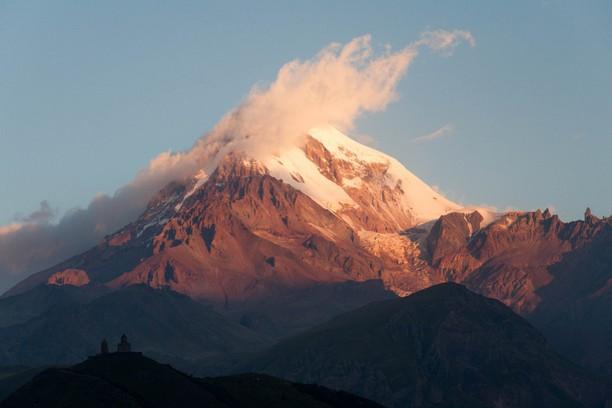 Imagem para Mount Kazbek
