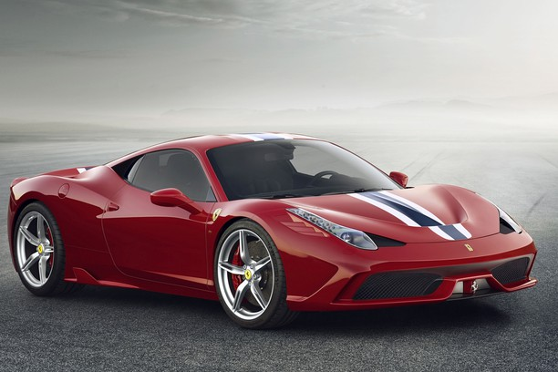 Zrzut ekranu pakietu Ferrari 458 Speciale