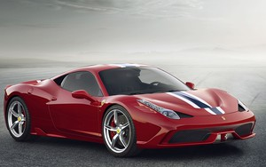 Ikon for Ferrari 458 Speciale