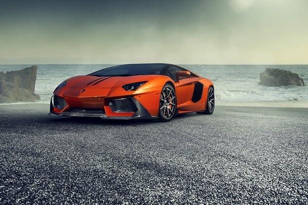 Bildschirmfoto für Lamborghini Aventador-V