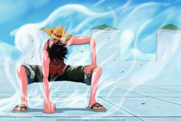 Screenshot For Monkey DLuffy