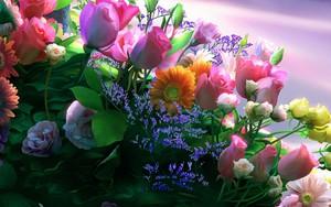 Значок для Flowers Bouquet