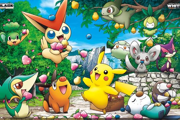Pokemon Ke Wallpaper Anime Wallpaper HD