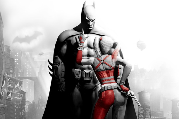 Batman Harley Quinn wallpaper - Opera
