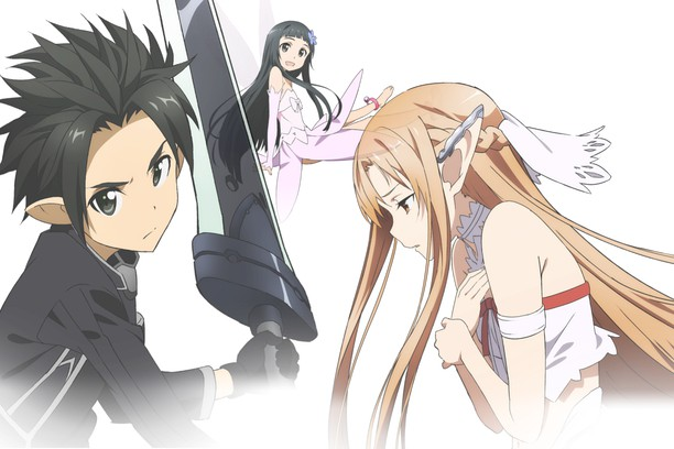 Sao Kirito Asuna Yui Wallpaper Opera Add Ons