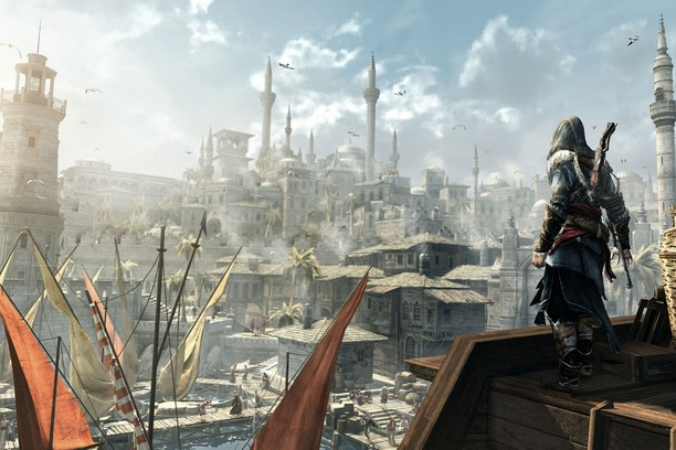Assassins Creed Revelations Wallpaper Opera Add Ons