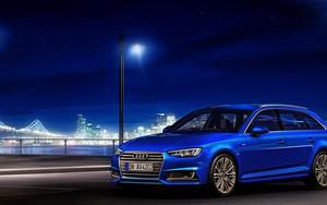 Icono de Audi Avant 2016