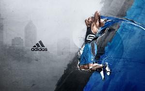 Symbol für NBA, Adidas