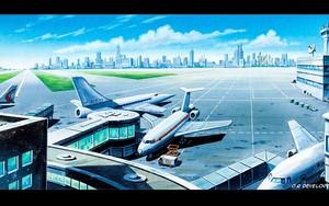 Icono de airport