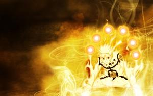 Icono de Naruto Modo Bijuu