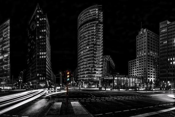 Snímek obrazovky pro night street