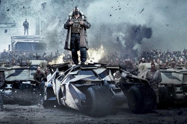 Batman The Dark Knight Rises Wallpaper Opera Add Ons