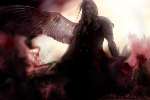 Sephiroth Theme Angel Wallpaper Opera Add Ons
