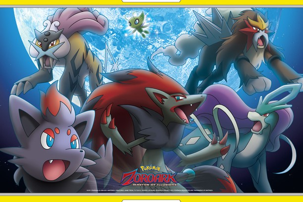 Pokémon Zoroark Wallpaper Opera Add Ons