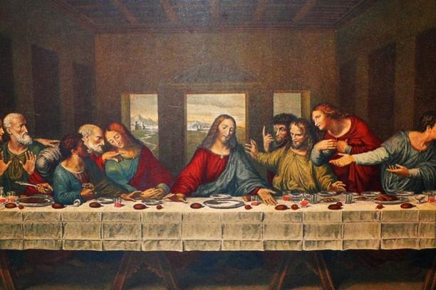 Last supper wallpaper opera add ons - Last supper 4k ...