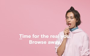Browser for the real you (lollipop) paketi için simge