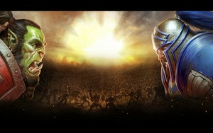 Іконка для Warcraft - Alliance VS Horde