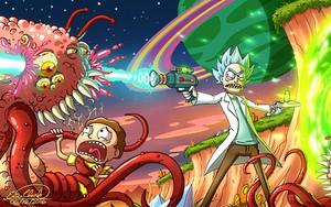 Значок для Rick and Morty