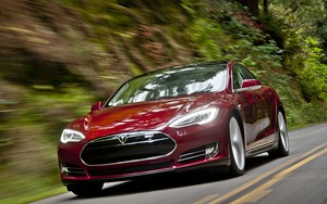 Ikona pakietu Tesla Model S