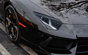 Ikona pakietu Lamborghini Black Front View